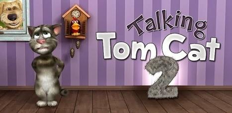Talking Tom 2 v2.2 Apk - Lycanbd | Android Apps | Scoop.it
