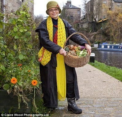 Eccentric town, Todmorden, growing ALL its own veg | Health and Nutrition | Scoop.it
