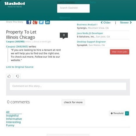 Property To Let Illinois Chicago | Property To Let For Rent | Scoop.it
