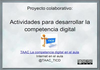 Casi 100 actividades para desarrollar la competencia digital en elaula. | Alfabetización digital | Scoop.it