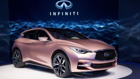Nissan relance son haut de gamme en Europe   Marketing Automobile ( marketing, business et strategie)   Scoop.it