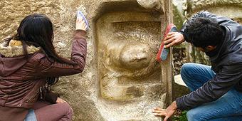 Un buste en relief d'un roi vieux de 2000 ans découvert en Turquie | Aux origines | Scoop.it
