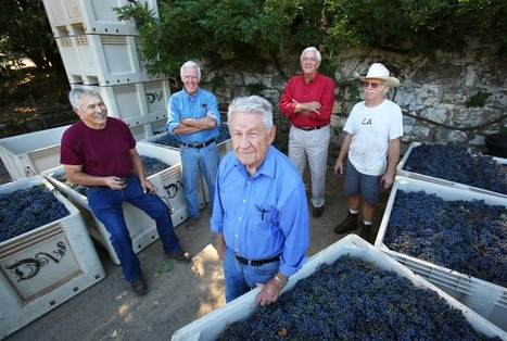 How a handful of Mountain men made wine history - Santa Rosa Press Democrat | Wine & Food | Scoop.it