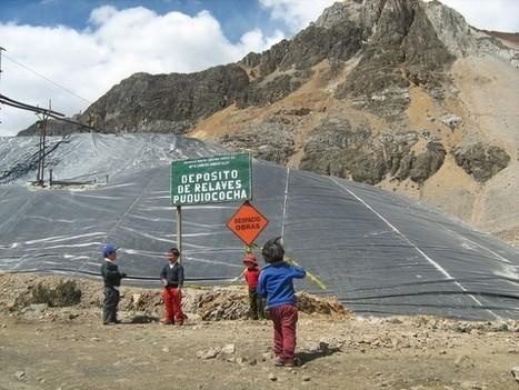 Tribunal popular culpa a mineras canadienses en América Latina   MOVUS   Scoop.it