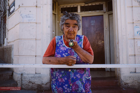 Love, Life and everything in between in Valparaiso, Chile | Adriah Seah | Fuji X-Pro1 | Scoop.it