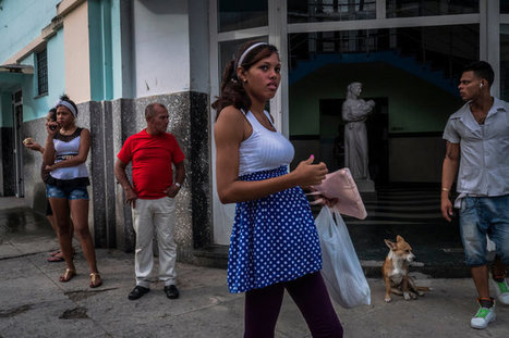 In Cuba, an Abundance of Love but a Lack of Babies | Geography & Current Events | Scoop.it