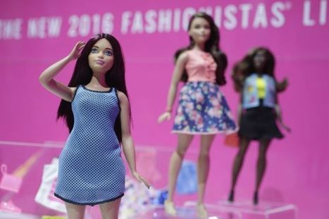 How does 'Curvy Barbie' compare with an average woman? - BBC News | Advanced news | Scoop.it
