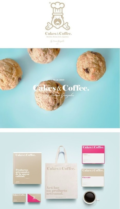 Branding Inspiration: Beautiful and Elegant Examples | feed2need.com | Scoop.it