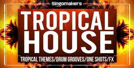 Tropical House Sessions Sample Pack by Singomakers | Music Producer News - Loops & Samples | Scoop.it
