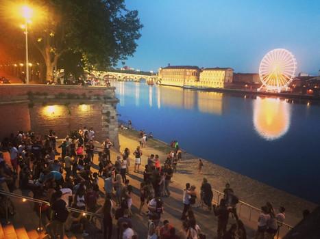 116 personnes verbalisées en deux heures à Toulouse, parce qu'elles buvaient de l'alcool | Toulouse La Ville Rose | Scoop.it