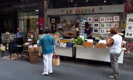 Libros entre frutas y verduras frescas | Books and Bookstores | Scoop.it