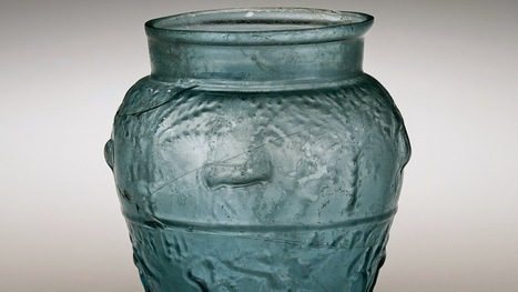 The Archaeology News Network: 'Ennion: Master of Roman Glass' at The Metropolitan Museum of Art in New York | The Related Researches & News of Dr John Ward | Scoop.it