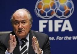 El presidente de la FIFA indica que hay retrasos en el Mundial de Futbol | Mundial de Fútbol | Scoop.it