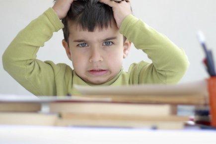 Enfant stressé par les examens: comment l'aider? - LaPresse.ca   Bien-être des enseignants et des élèves   Scoop.it