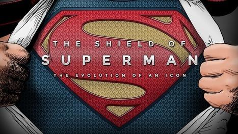 La historia visual del logo de superman. Renovarse o morir. | Amazing art video games | Scoop.it