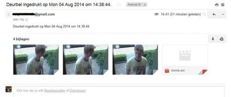 Raspberry Pi Spies on Your Front Door - Hackaday | Arduino, Netduino, Rasperry Pi! | Scoop.it