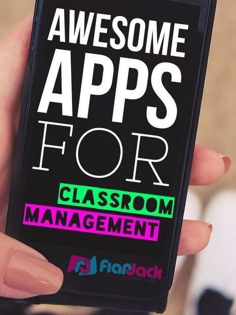 Awesome Apps for Classroom Management | Digital Learning Guide | Scoop.it