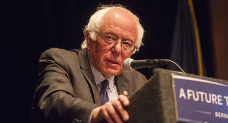 #FF #Bernie #Sanders steps up battle against #GMO bill  | Messenger for mother Earth | Scoop.it