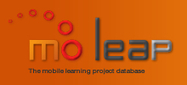 MoLeaP - The mobile learning project database | Learning & Mobile | Scoop.it