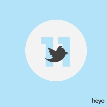 11 Rules of Twitter Etiquette You Need to Know - Heyo Blog | Social Media: Don't Hate the Hashtag | Scoop.it
