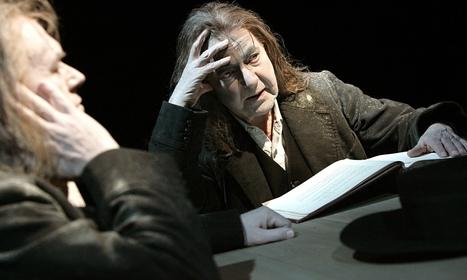 Samuel Beckett's articulation of unceasing inner speech | The Irish Literary Times | Scoop.it