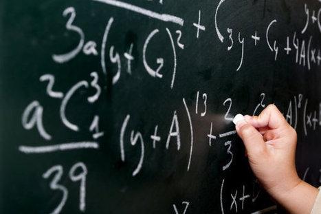 Maths reforms 'may turn pupils off' - Aol Money | mathematics | Scoop.it