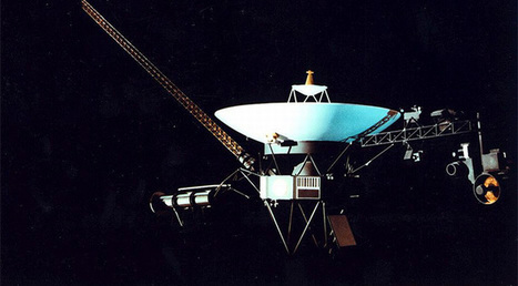 Voyager-1, and human civilization, finally leave the Solar System | ExtremeTech | Sci-Tech News | Scoop.it