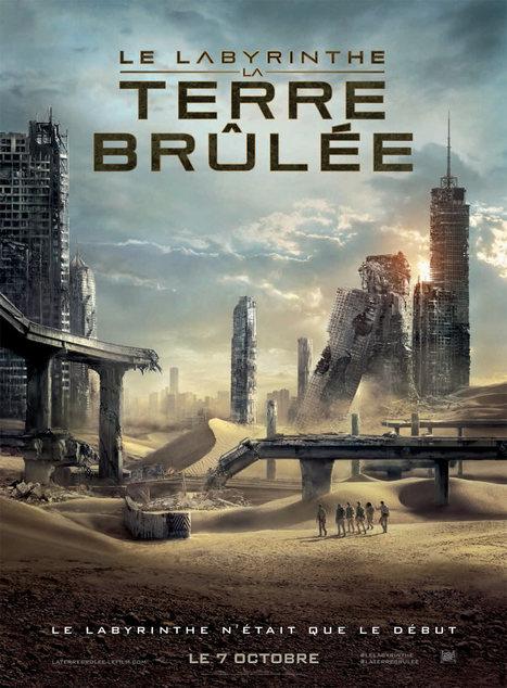 Le Labyrinthe: La Terre brûlée (Bande-Annonce #2 VOSTF)   Actualités   Scoop.it