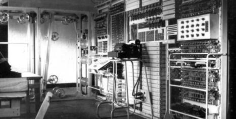 Colossus, un ordenador vital para derrotar a Hitler por @angeldelsoto | II Guerra Mundial-Daniel Vázquez | Scoop.it