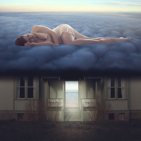 Create a surreal photocomposition in  Photoshop | The Official Photoshop