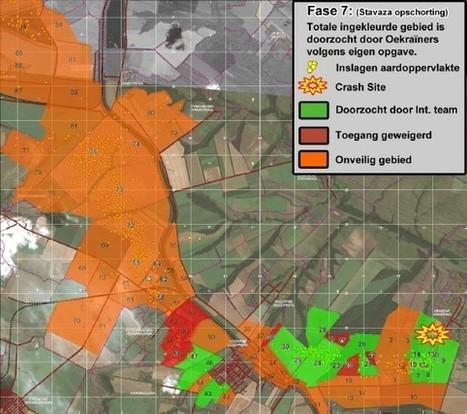 Nederlandse nabestaande van MH17 zoekt zelf op rampplek | Nederlands opdracht | Scoop.it