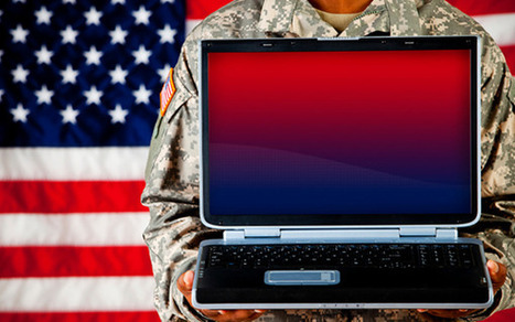 The U.S. Army Uses Pinterest? Sir, Yes Sir! | Content Marketing & Content Curation Tools For Brands | Scoop.it