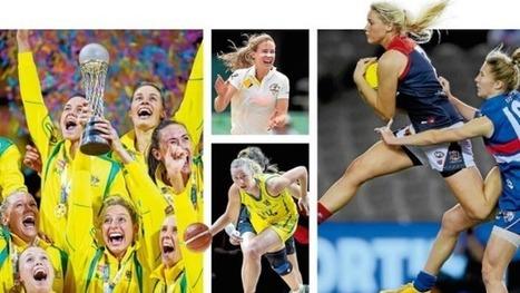 Watershed weekend for women's sport - FIGUEROAS FRAMEWORK (Structural - Media - Status/Rewards | CAC Senior HPE | Scoop.it