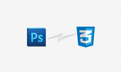 Convert PSD to CSS3 Easily With CSS3Ps | photoshop ressources | Scoop.it