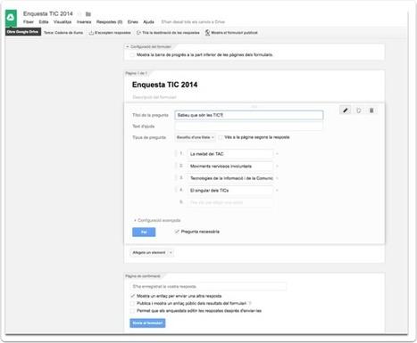 Tutorial Bàsic del Nou Google Drive 2014 ~ Practicant s'aprèn   Programes, aparells, manuals,...   Scoop.it