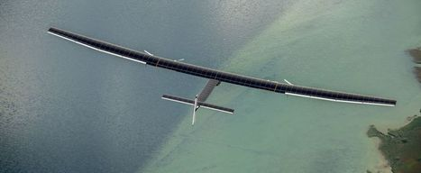 "Solar Impulse II alle Hawaii - Wired | L'impresa ""mobile"" 