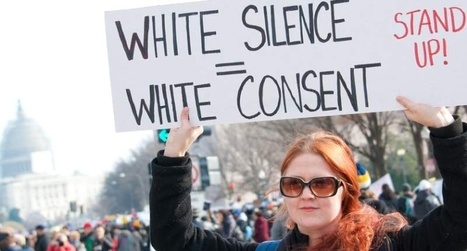 Here are 11 things white people should do to truly fight racism | Curious | Scoop.it