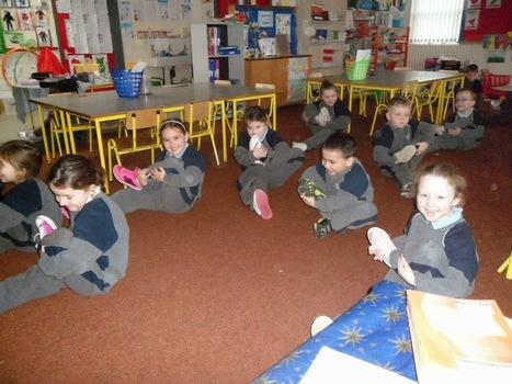 Having fun talking on the phone - in Dublin! | Cosmic Kids Around The World! | Scoop.it