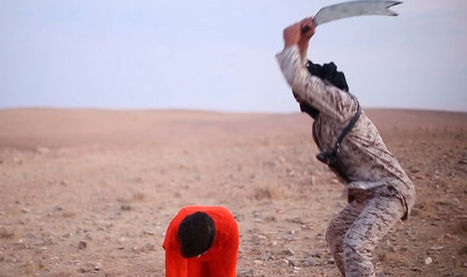 Blood-thirsty ISIS video shows victims BEGGING for their lives before being slaughtered | The Pulp Ark Gazette | Scoop.it