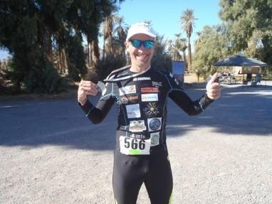 "Death Valley - Sixth marathon for David Redor, a.k.a. Crazy Dave : ""An awesome experience! An eyeful!""   Les infos de SXMINFO.FR   Scoop.it"