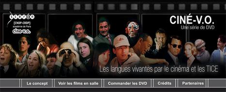 CINE V.O. Les langues vivantes par le cinéma et les TICE     Didactique LVE ConneXion   Scoop.it