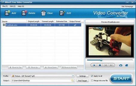 Crea GIFS animados de tus vídeos de forma sencilla · pcactual.com ...