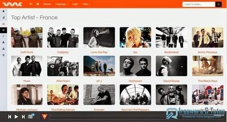 Wave : un nouveau service de streaming musical à découvrir | Art et Culture, musique, cinéma, littérature, mode, sport, danse | Scoop.it