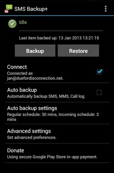 How To Save Text Messages in Android?   Tranvict   Technology   Scoop.it