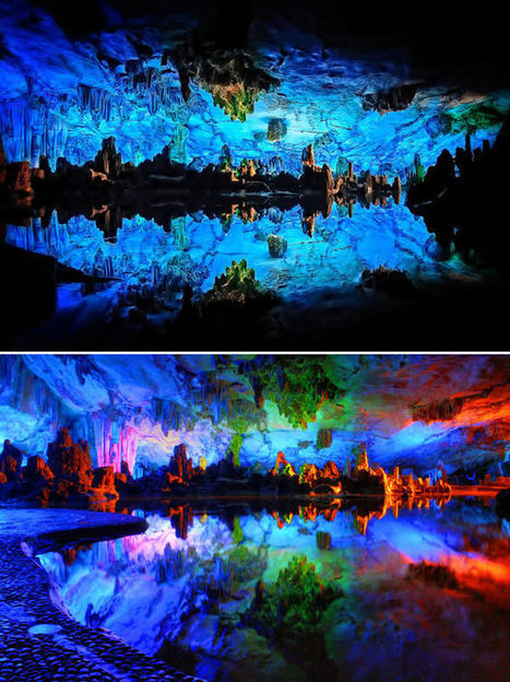 10 Breathtaking Caves - ODDEE | enjoy yourself | Scoop.it