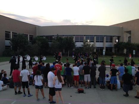 Twitter / TheBlueDevils: Time for some drumline! Are ... | Drumline | Scoop.it