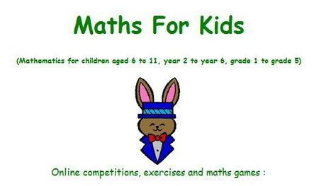Maths for kids | Maths for K-3 students | Scoop.it