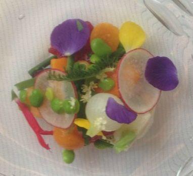 Menu dégustation chez Pierre Gagnaire (3*) - Paris 8e - Bonheurs en bouche | Accords Mets & Vins - Muscat de Beaumes de Venise | Scoop.it