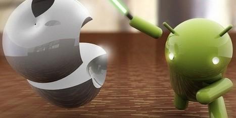 Android(Google) vs iOS(Apple) | Geeks9.com | Technology Updates | Scoop.it