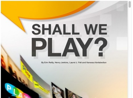 Shall We Play? | A Random Collection of sites | Scoop.it
